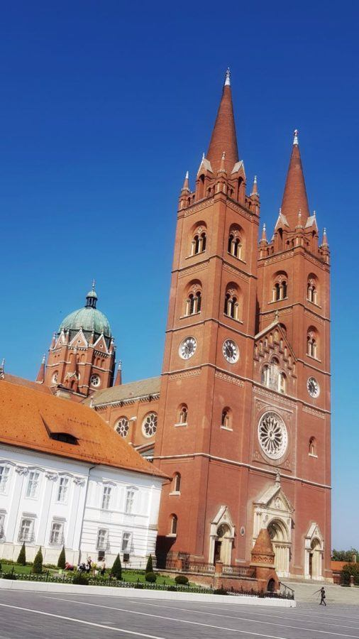 Things To Do In Slavonia Croatia - Đakovo Cathedral -Cathedral Basilica of St. Peter