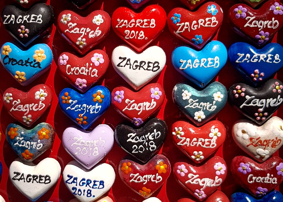 Things To Do In Zagreb Magnets