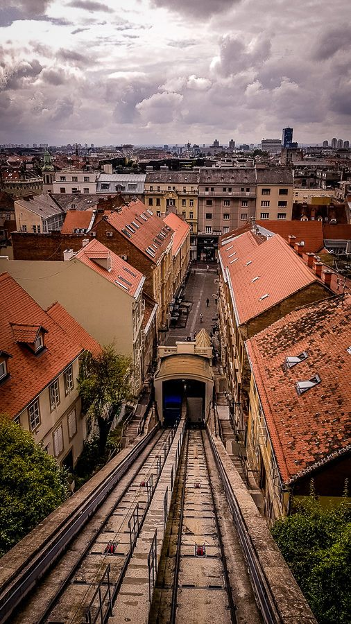 Things To Do In Zagreb FUNICULAR