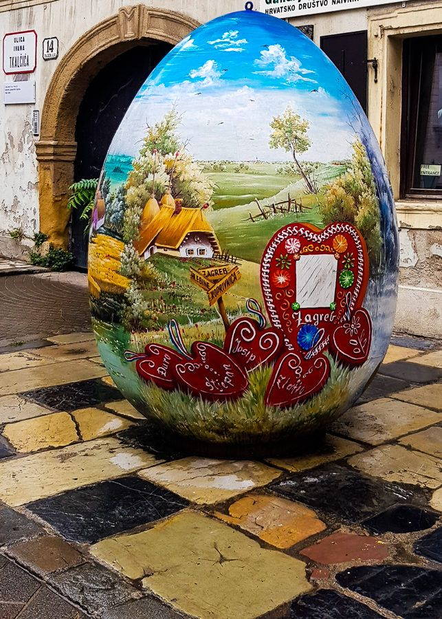 Things To Do In Zagreb Egg