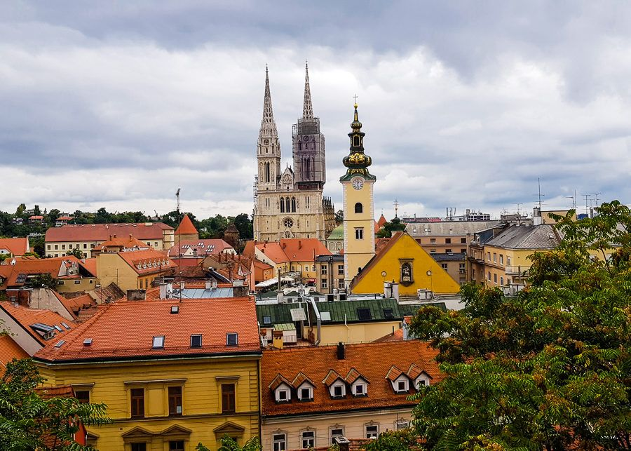 Things To Do In Zagreb View