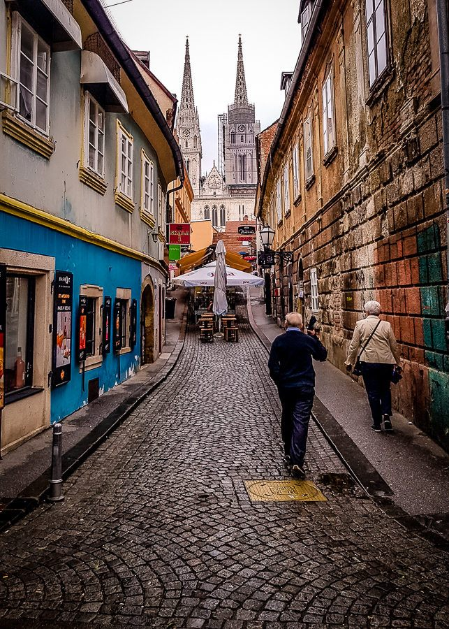 Things To Do In Zagreb Hidden Streets