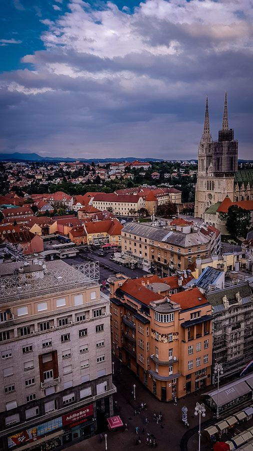Things To Do In Zagreb 360° – Zagreb Eye Observation