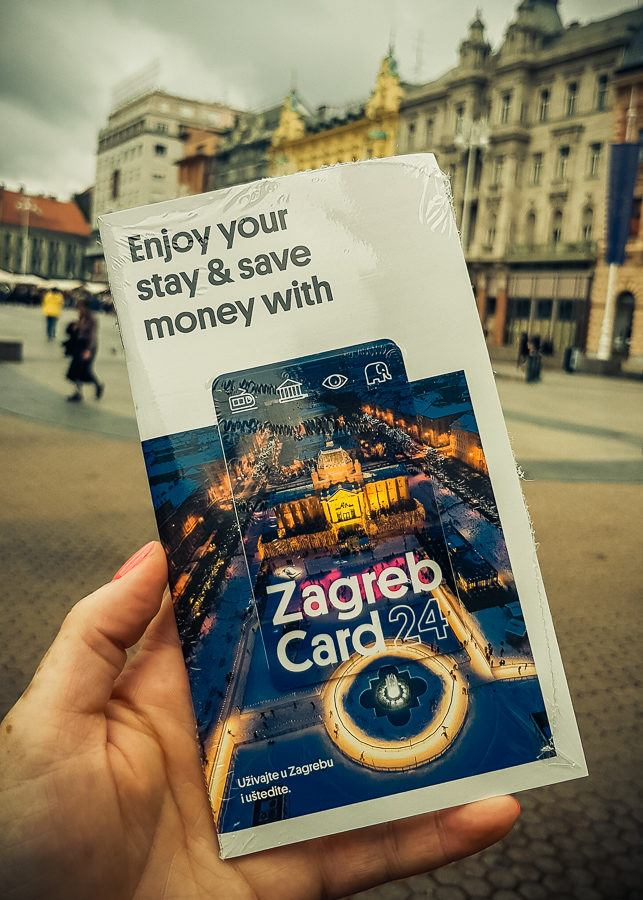 Things To Do In Zagreb Card