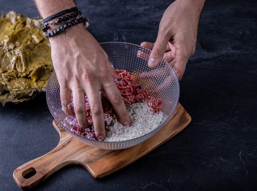 How To Make Yaprak Recipe In English