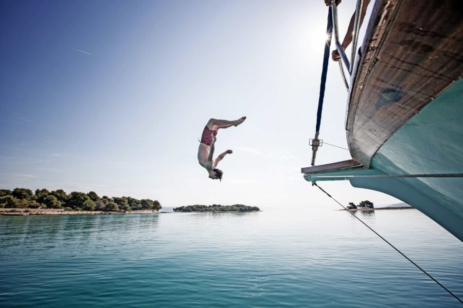 How To Travel Croatia_Gootlet Jump