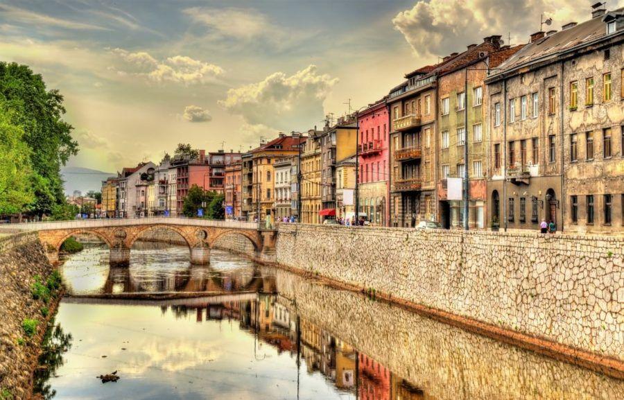 Latin Bridge Sarajevo - Bosnia Travel Blog