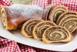 Orahnjača Recept - Walnut Roll Recipe