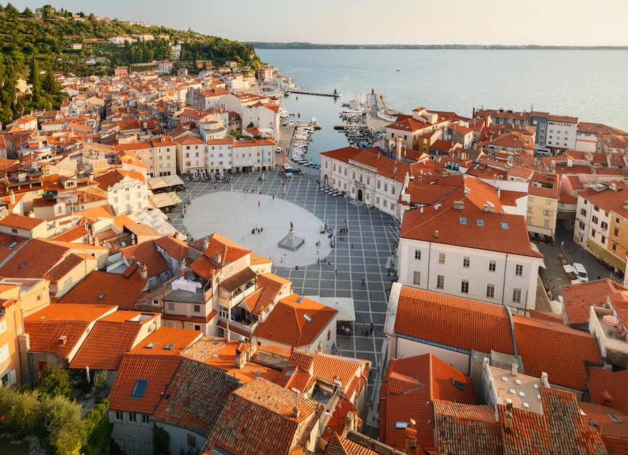Things to do in Piran, Slovenia - Top View
