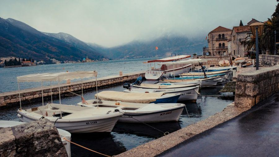 Things to do in Kotor Bay - Boats