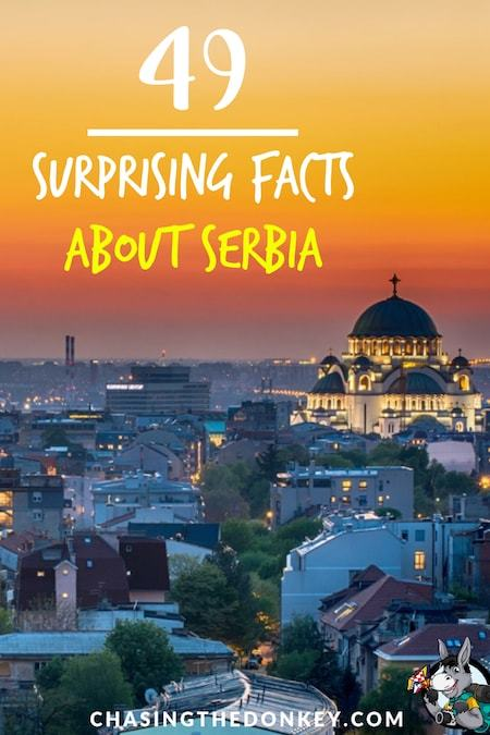 Serbia Travel Blog_49 Fun Facts About Serbia to Know Before You Go