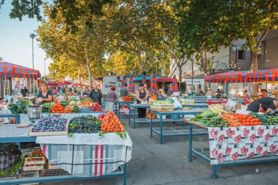 Split Markets Croatia - Unique Things To Do In Croatia