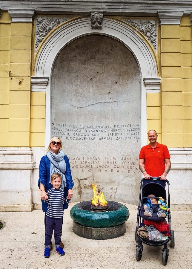 Things To Do In Sarajevo Eternal Flame