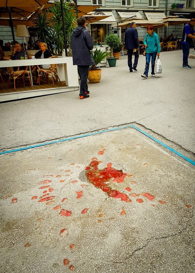 Things To Do In Sarajevo Blood