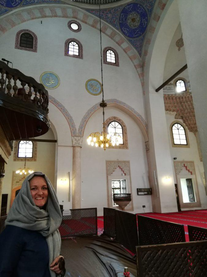 Things To Do In Sarajevo Mosque Visit