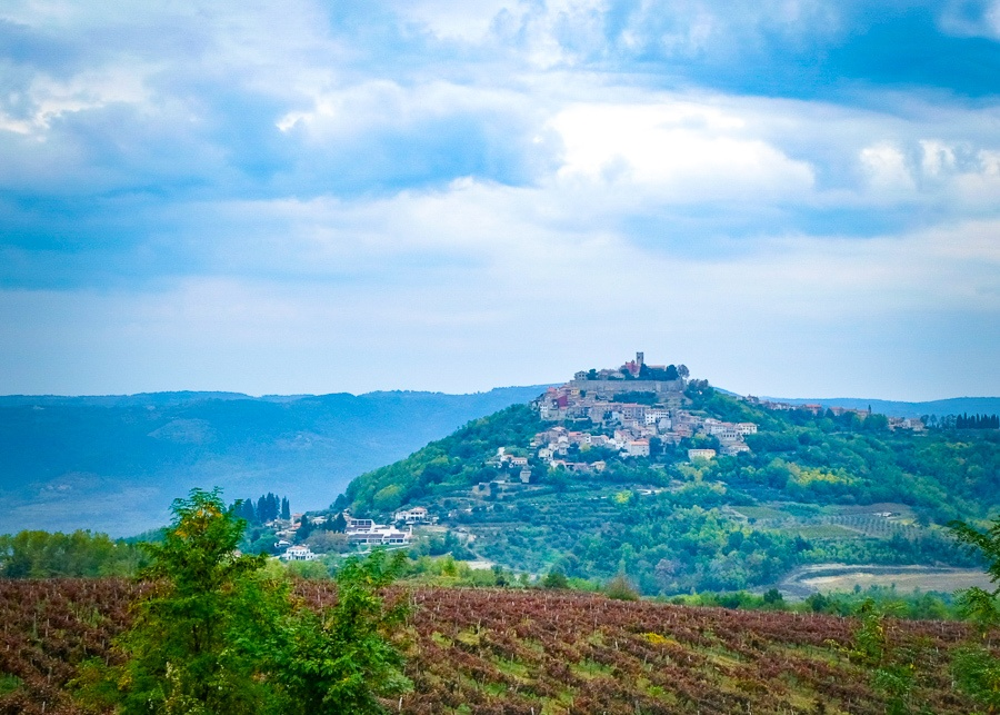 Things to do in Motovun - View From Below