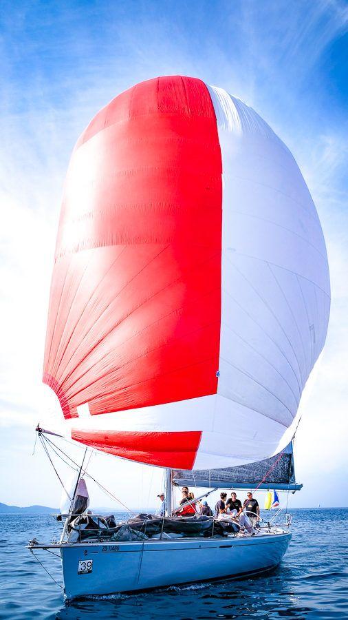 Zadarska Koka - Red Sail