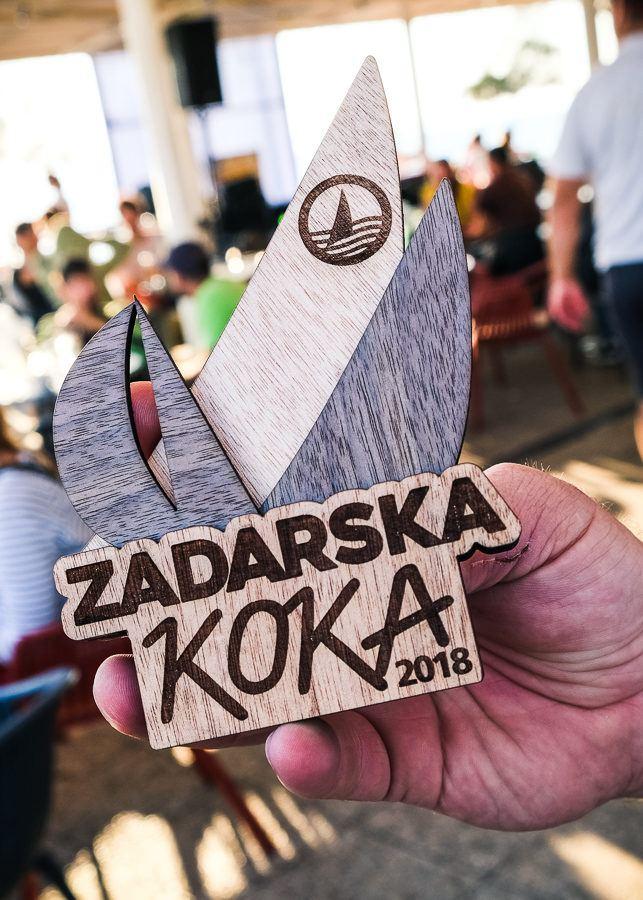 Zadarska Koka - Award