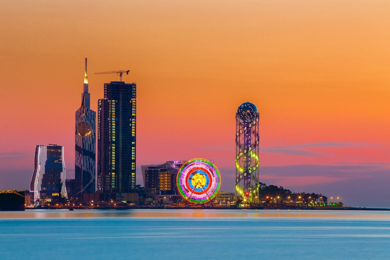Batumi_Georgia_shutterstock_594149126 - Best Places to Go in Georgia the Country