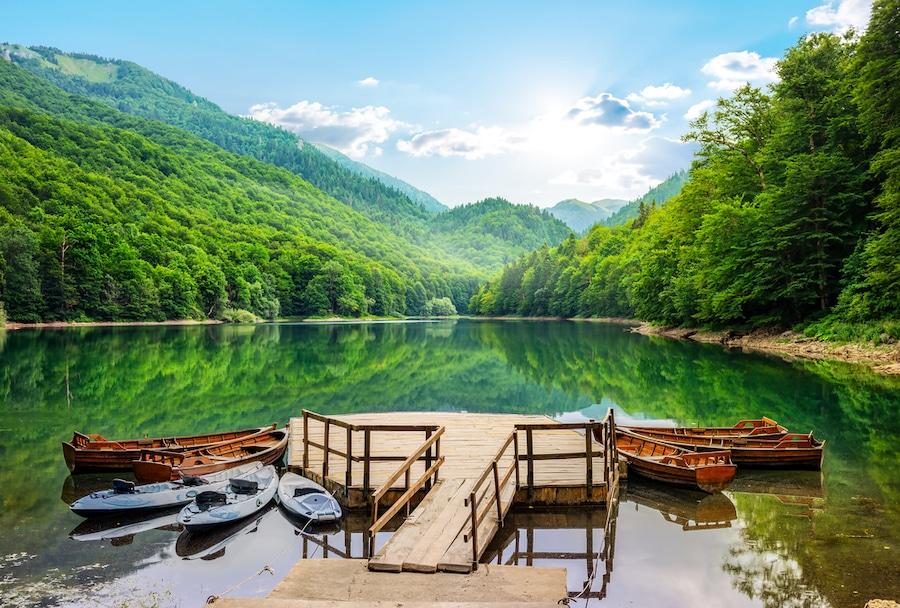 Biogradska National Park - Montenegro National Park