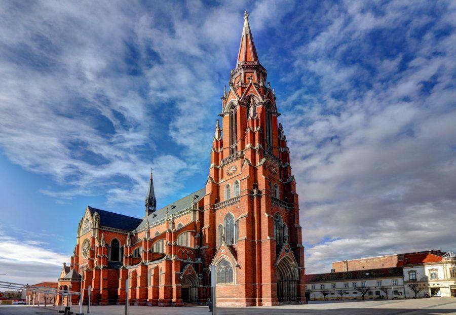 Church of St Peter and St Paul - Osijek