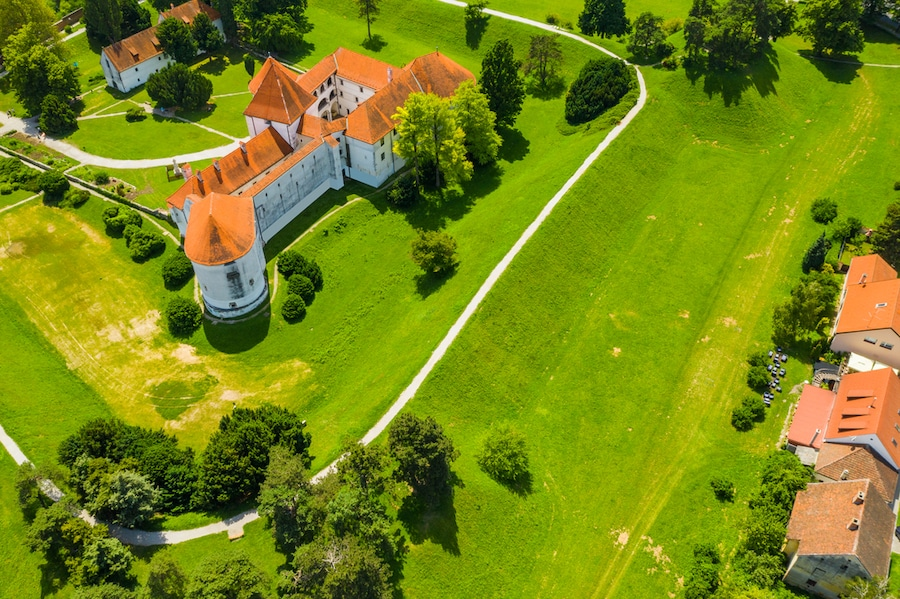 Best Castles In Croatia - Croatia, Varazdin castle in the old town
