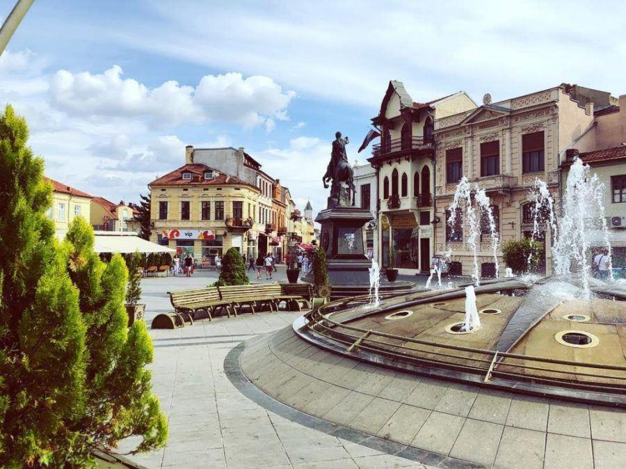 Visiting Macedonia - Bitola