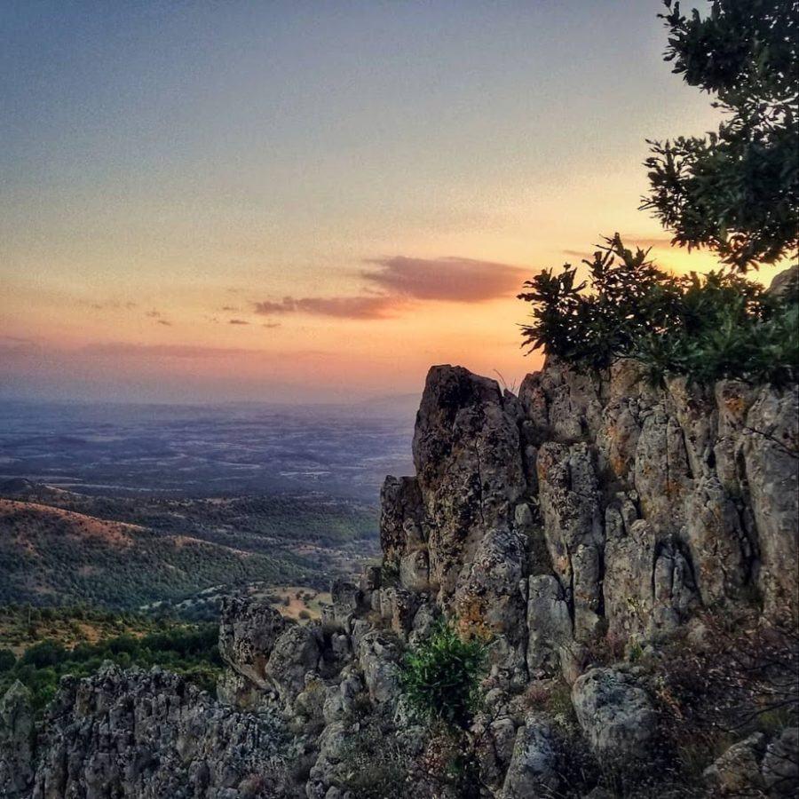 Visiting Macedonia - Kokino