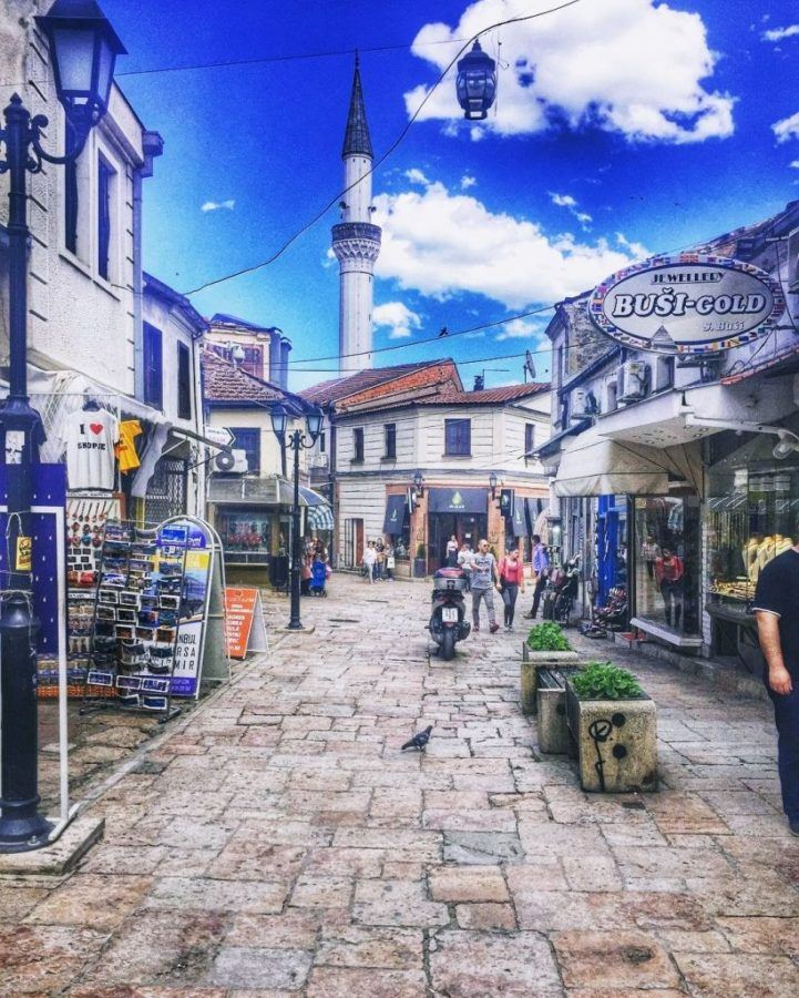 Visiting Macedonia - aOld_Bazaar_in_Skopje