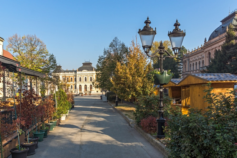 Best Day Trips From Belgrade - SREMSKI KARLOVCI, VOJVODINA, SERBIA