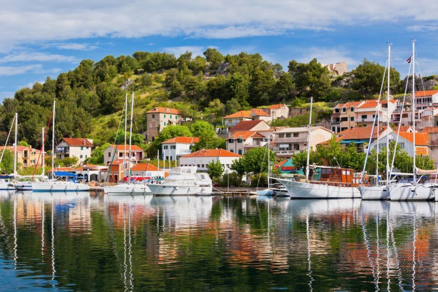 Skradin - Things to do in Croatia Travel Blog