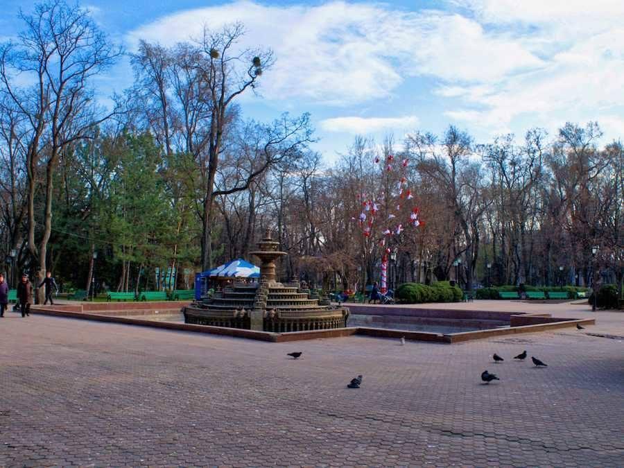 Top Things To Do In Chișinău, Moldova_Ștefan cel Mare Park