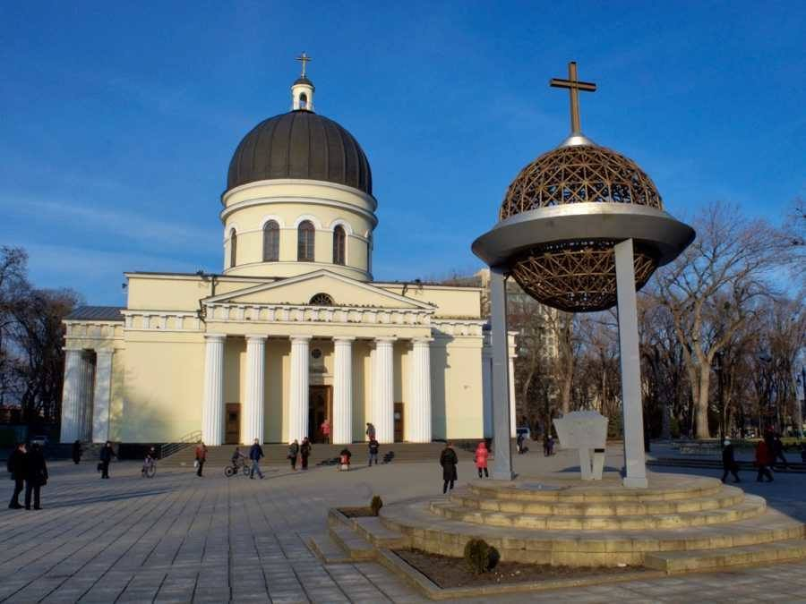 Top Things To Do In Chișinău, Moldova_Cathedral of the Nativity2