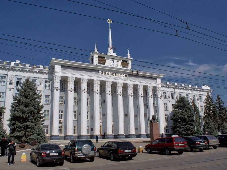 Top Things To Do In Chișinău, Moldova_Tiraspol House of Soviets