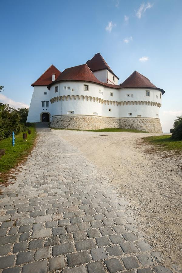 Best castles in Croatia_Veliki Tabor Fortress Castle
