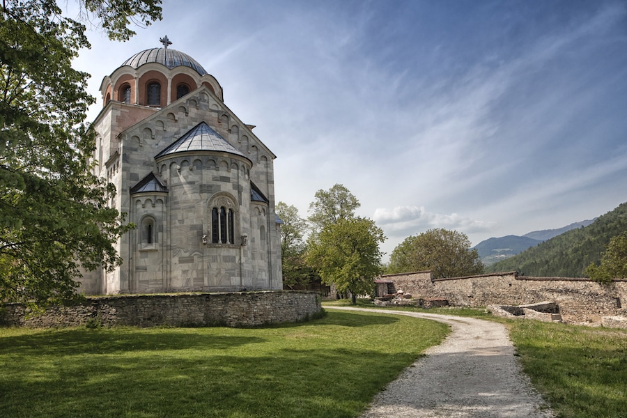 Best Day Trips From Belgrade - Studenica Monastery Serbia