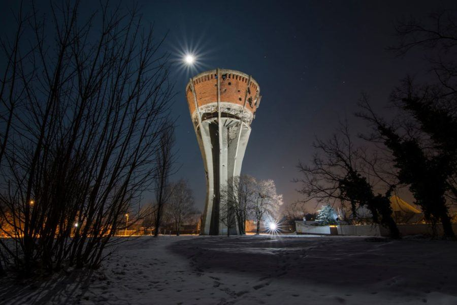 Vukovar water tower
