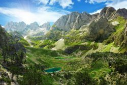 Albanian Alps_National Parks in Albania