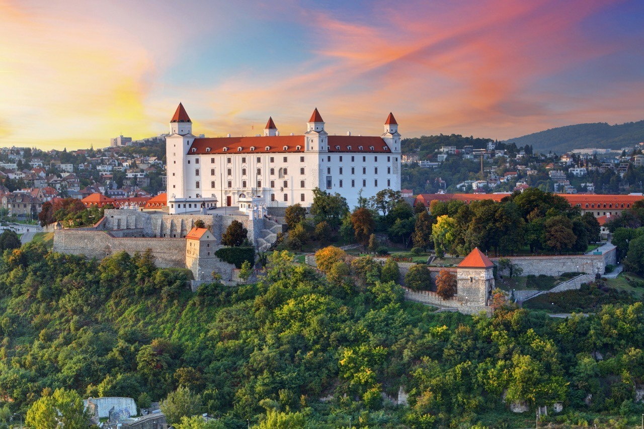 Bratislava castle, Where to stay in Slovakia Accommodation