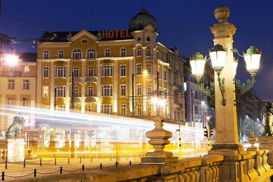 Bulgaria Travel Blog_Things to do in Bulgaria_Where to Stay in Sofia_Lion Hotel Sofia