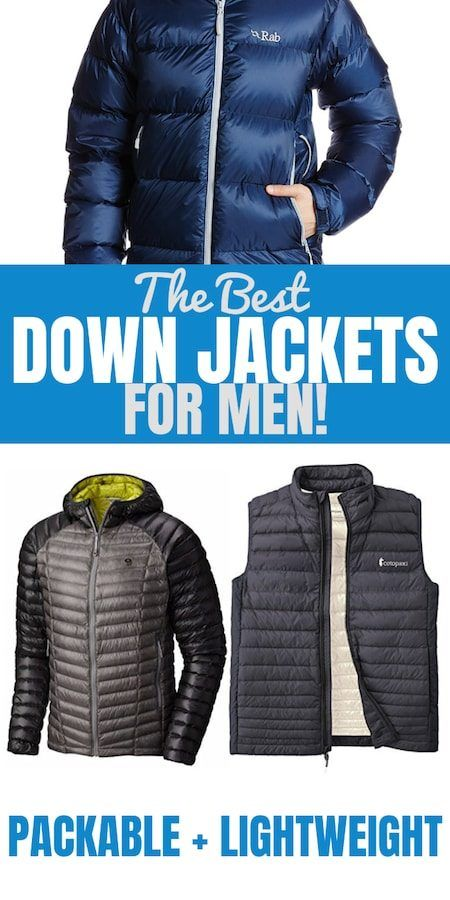 Croatia Travel Blog: What to Pack for Croatia Best Packable Down Jackets for Men and Women