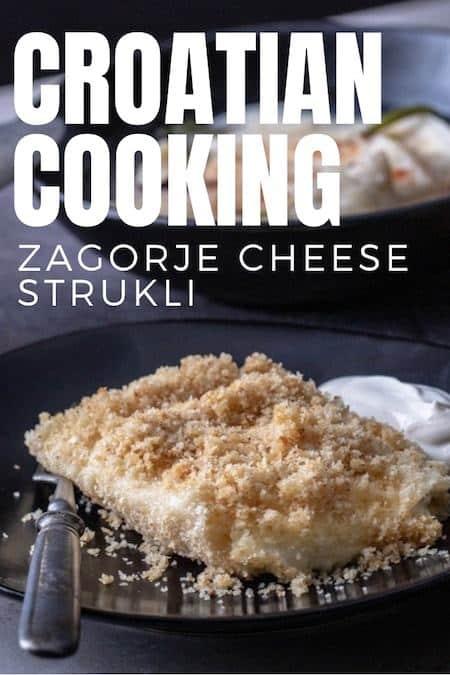 Croatian Cooking_Zagorje Cheese Strukli Recipe