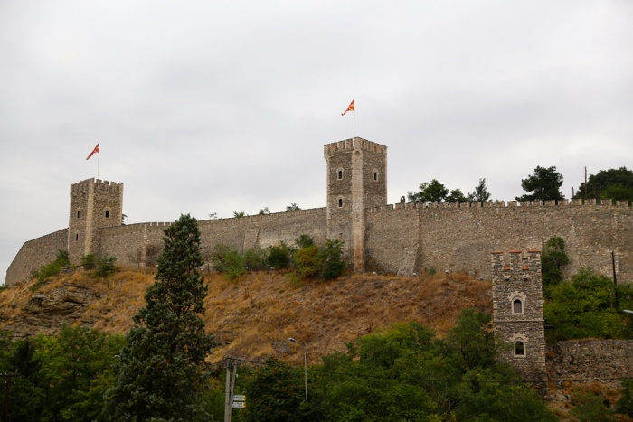 Things to do in Skopje Macedonia_Kale fort