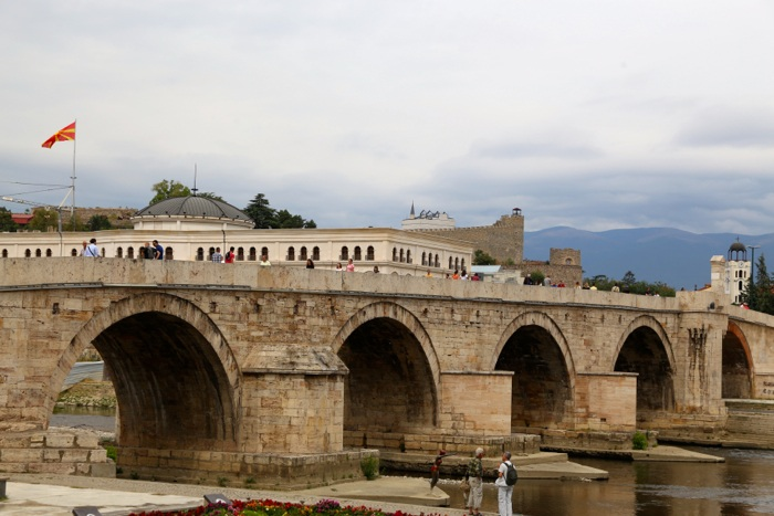 Things to do in Skopje Macedonia_Stone Bridge