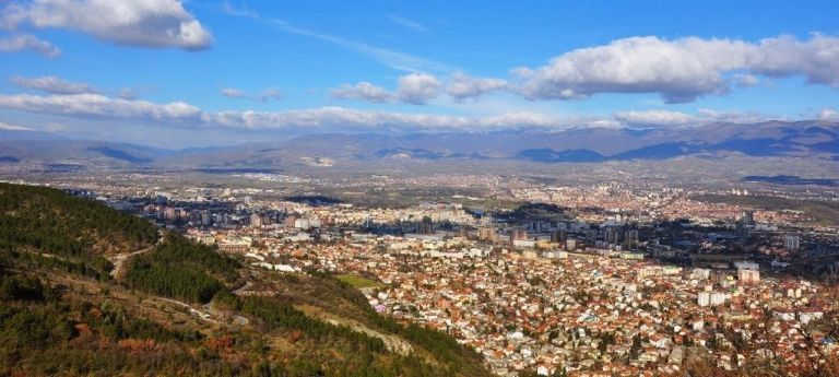 Things to do in Skopje Macedonia_skopje-view-vodno