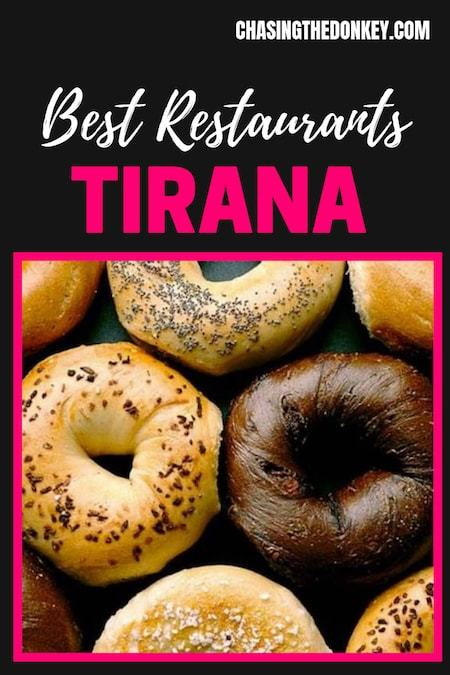 Albania Travel Blog_Things to do in Albania_Best Restaurants and Bars in Tirana