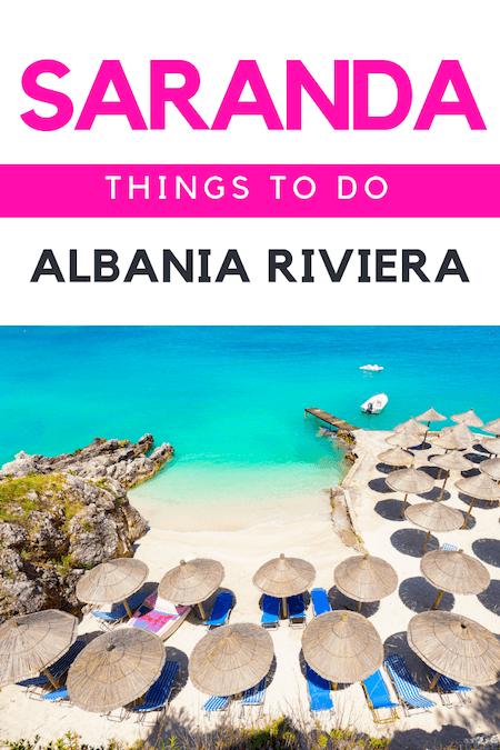 Albania Travel Blog_Things to do in Albania_Best Things to do in Saranda_Albania Riviera