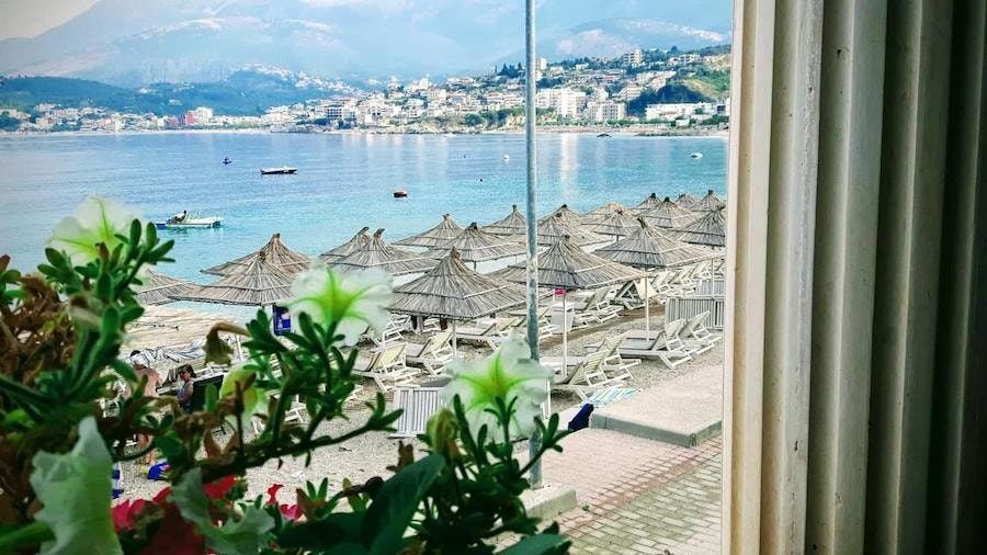 Albania Travel Blog_Things to do in Albania_Where to Stay in the Albania Riviera_Castle Hotel Himare