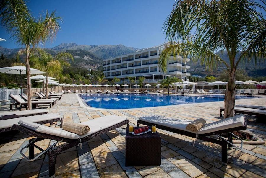 Albania Travel Blog_Things to do in Albania_Where to stay on the Albania Riviera_Elysium Hotel