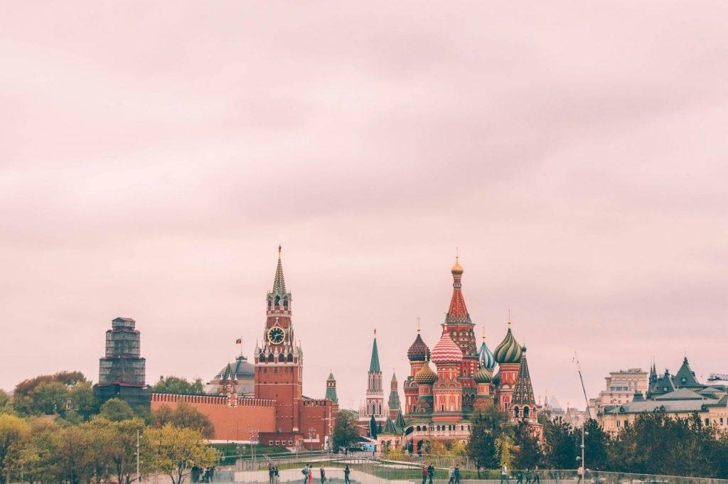 Best Places To Visit In Russia_moscow